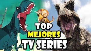 Serie de dinosaurios