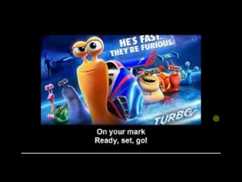 Turbo - The Snail Is Fast
