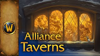 World of Warcraft - Music & Ambience - Alliance Taverns