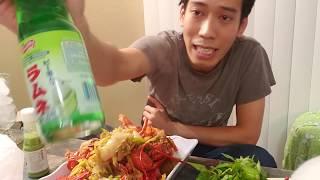 💥154-ăn tôm hùm Main siu pự|4k Official |