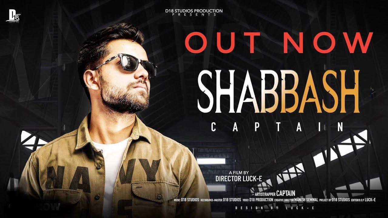 Shabbash Full Song Best Motivational Rap Ever Captain