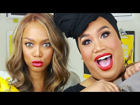 Thumbnail: WHATS IN MY BAG WITH TYRA BANKS | PatrickStarrr