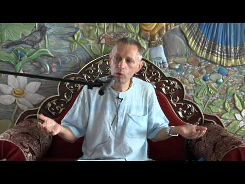 Бхагавад Гита 16.5 - Враджендра Кумар прабху
