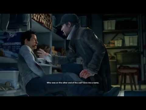WATCH DOGS - PS4 - (1080p) FIRST HOUR GAMEPLAY [HD]