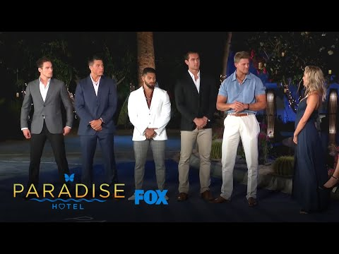 The Guys Choose Their Ladies | Season 1 Ep. 4 | PARADISE HOTEL