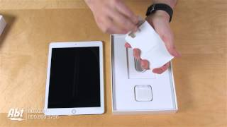 Unboxing: Apple iPad Pro 9.7-Inch Tablet