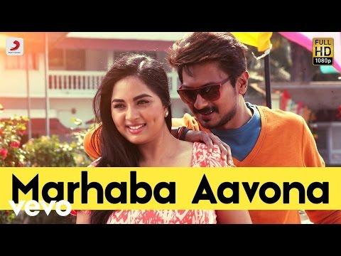 Saravanan Irukka Bayamaen - Marhaba Aavona Making Lyric   D. Imman