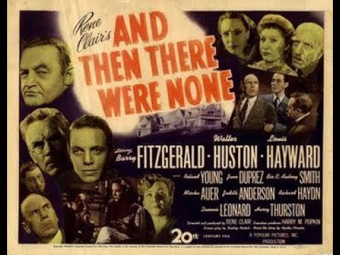 And Then There Were None / Dix petits Indiens (1945) (With English subtitles / VOSTFR ) streaming vf