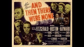 And Then There Were None / Dix petits Indiens (1945) (With English subtitles / VOSTFR )