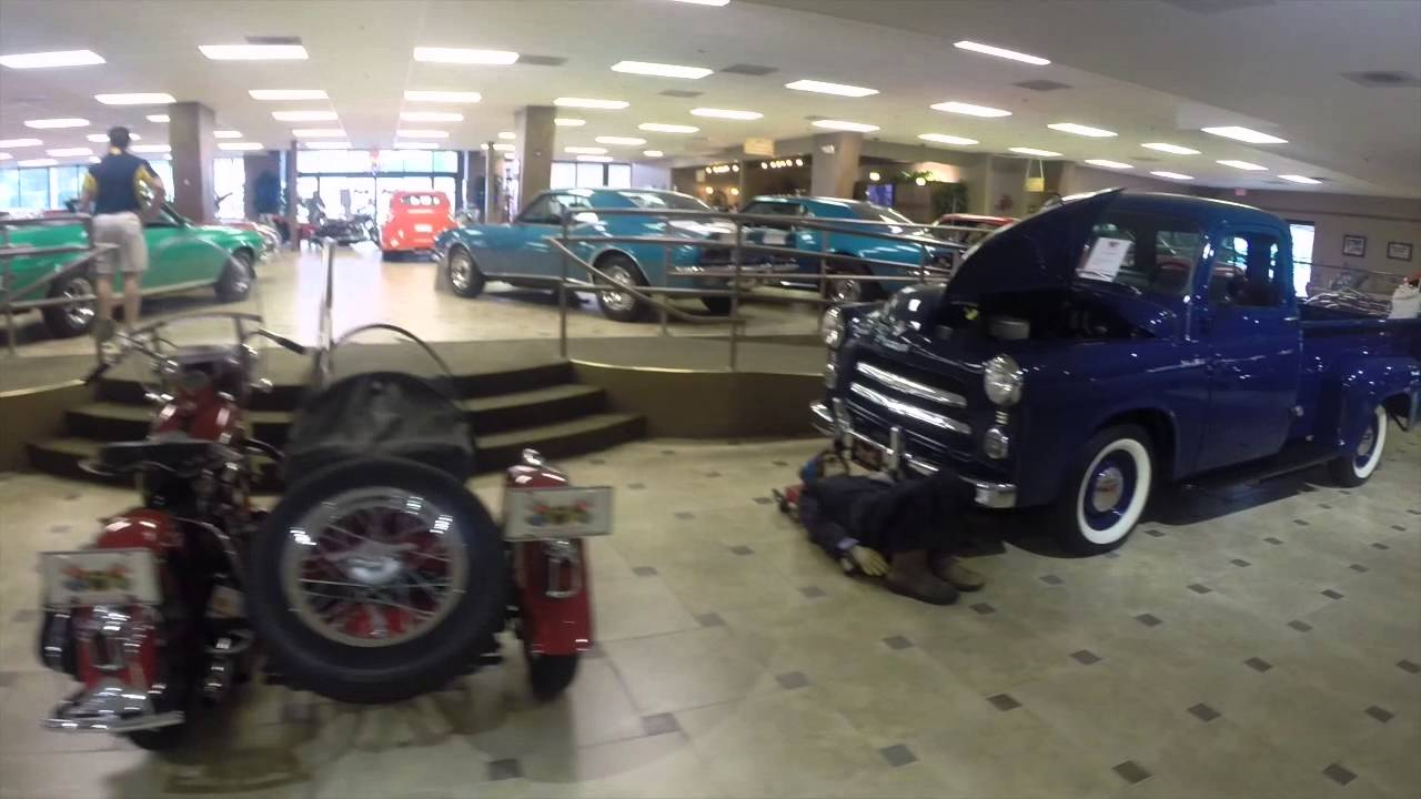 Ideal Classic Cars Walk Through New Inventory and Layout - YouTube