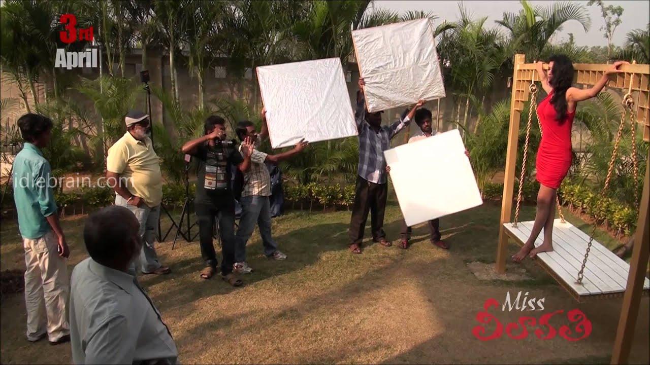 Download Miss Leelavathi Photo shoot  - idlebrain.com