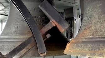 Turun tuomiokirkon tornista löytyy 18 tonnia kelloja