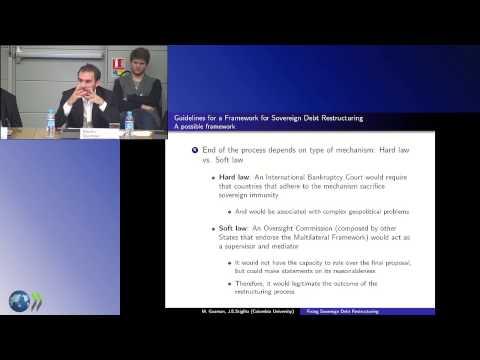 Sovereign Debt Restructuring