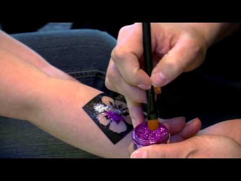 Sparkle Tattoo instructional video