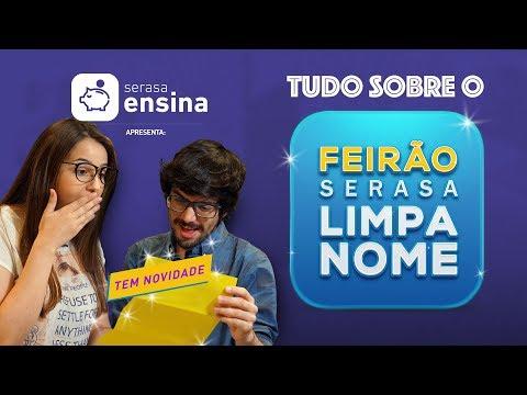 Feirão Serasa Limpa Nome: Março De 2019 - Serasa Ensina