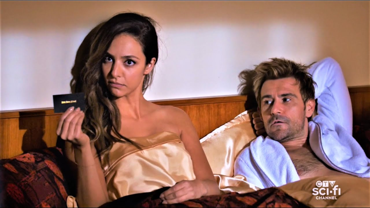 Download Sara is Missing & Constantine / Zari together Scene || DC Legends 6x01 Opening Scene