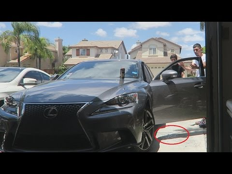 INSANE CAR ROBBERY PRANK!!