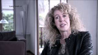 Longziekte: Carolien verloor haar grote liefde