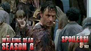 The Walking Dead Season 6 Episode 9 - What Will Happen Next? Major Spoilers!