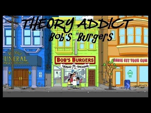 Bobs Burgers - THEORY ADDICT