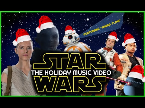 Star Wars: The Force Awakens Holiday Music Video (feat. Jabba Flow)