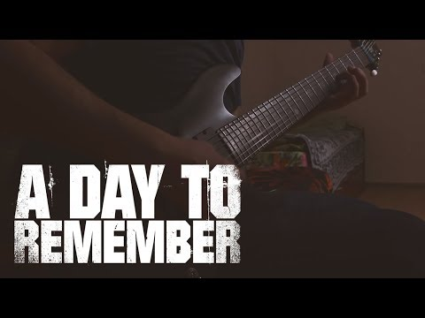 Top 10 A Day to Remember Riffs (Evolution 2007 - 2016)