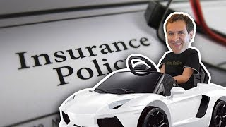 Here's How Insurance Works For Exotic Car Reviews