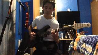 Johnny B Goode, Chuck Berry/Back to the future (Guitar Cover)