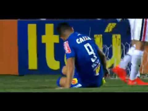 Sao paulo 1 x 0 Cruzeiro, Melhores Momentos, Brasileirão 2016