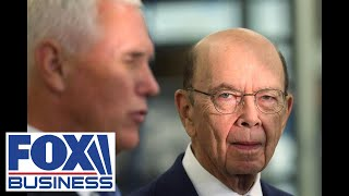 Wilbur Ross on China trade: October tariffs are off the table