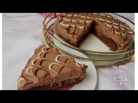 la-meilleure-recette-gâteau-despacito-chocolat-💯-moelleux-facile-rapide