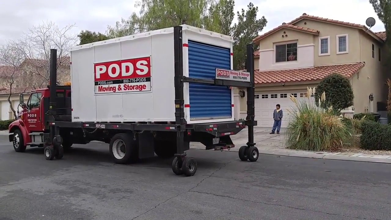 Download PODs Storage Container Delivery