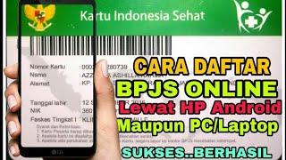Download Cara Daftar BPJS Online pake HP April 2019 Mp3 and Videos