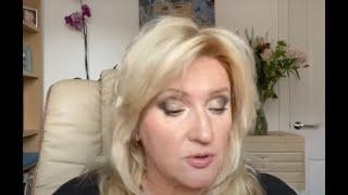 Тени CHANEL 5 полный макияж почти все лицо CHANEL