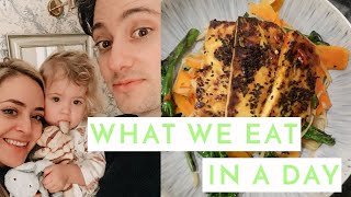 What We Eat In A Day | Fleur De Force