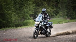2017 Triumph Tiger Explorer 1200 XCA | Review