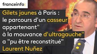 Gilets jaunes à Paris : le parcours d'un casseur appartenant
