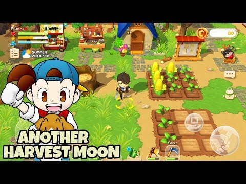 HARVEST MOON BTN REMAKE ANDROID GAME