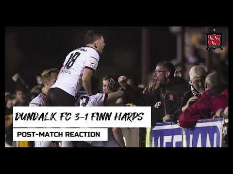 Vinny Perth Reaction | Dundalk FC 3-1 Finn Harps