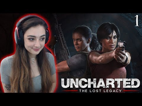 THE RETURN OF CHLOE! (+ CODE GIVEAWAY) - Uncharted: The Lost Legacy Playthrough - Part 1