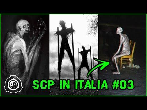 GLI SCP ESISTONO E SONO IN ITALIA 💀 A CACCIA DI SCP - EP3