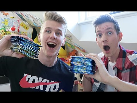 INSANE Pokemon Card Challenge Ft. Lachlan