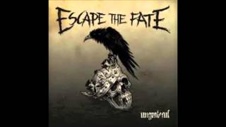 Repeat youtube video Escape the Fate - Live Fast, Die Beautiful