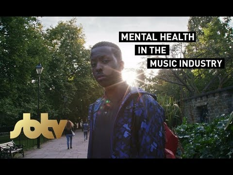 Jamal Edwards explores mental health in the  industry  : SBTV