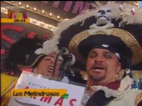 MURGA LOS MELINDROSOS 2006 - PRESENTACIÓN Y PASACALLE