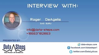 How to become a Top SAS Programmer by Roger DeAngelis, SAS GURU