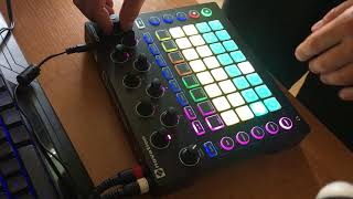 Puffin - Impersonation //Novation Circuit performance