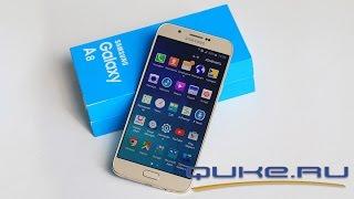 Обзор  Samsung Galaxy A8 ◄ Quke.ru ►(Интернет-магазин Quke.ru представляет видеообзор смартфона Samsung Galaxy A8 SM-A800F Узнать цену, описание на смартфон..., 2015-10-16T07:18:51.000Z)
