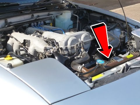 My MX5: Replacing the Radiator, Hoses, Thermostat and Coolant