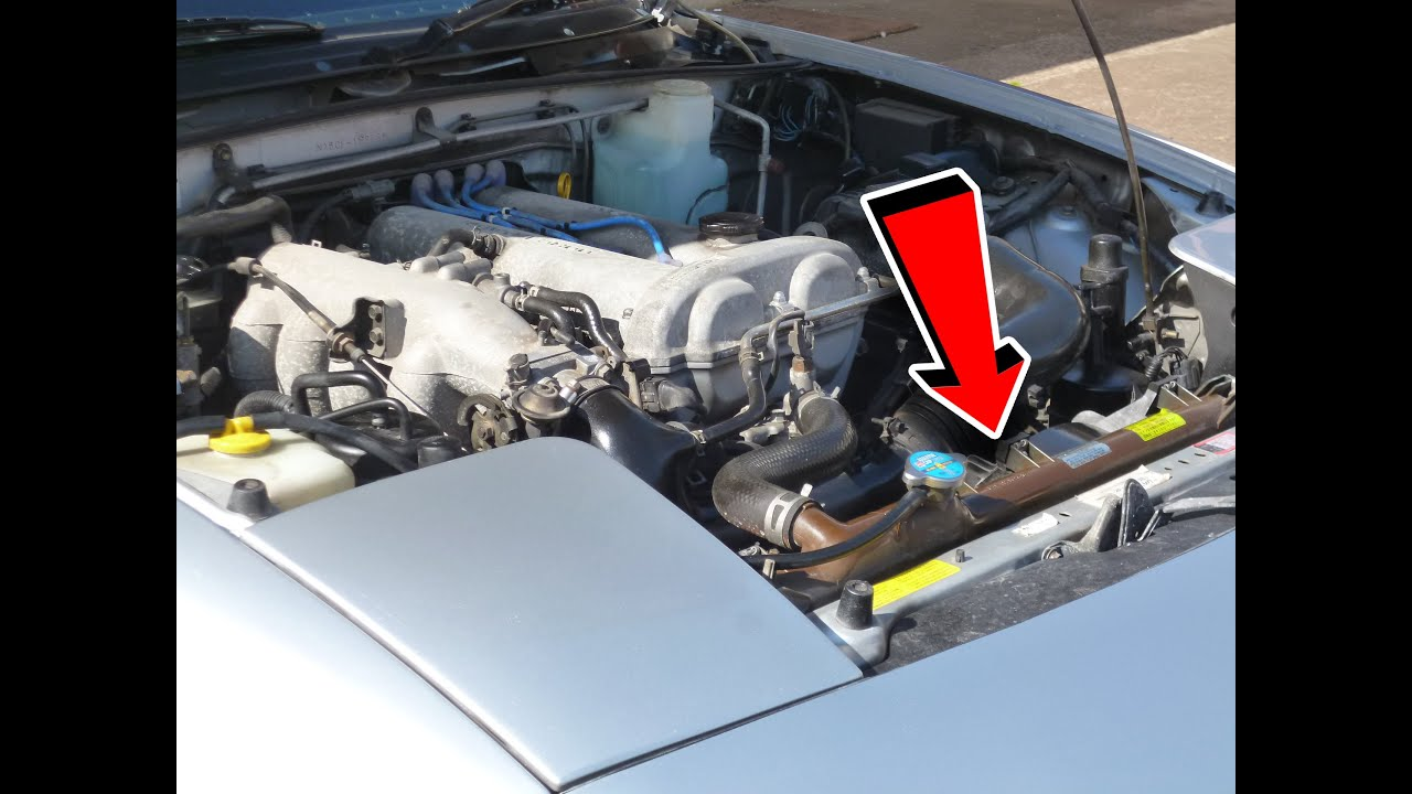 My Mx5 Replacing The Radiator Hoses Thermostat And